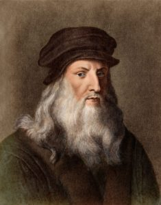 *da Vinci is a relatively famous individual who was known to procrastinate